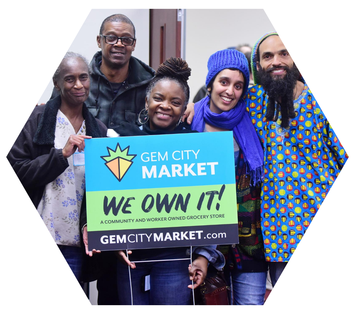 What Is Gem City Market?